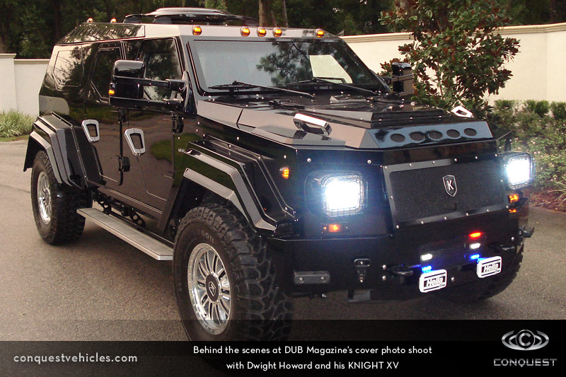 Conquest Vehicles Photo Gallery