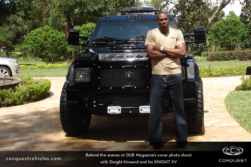 Conquest Vehicles | Photo Gallery