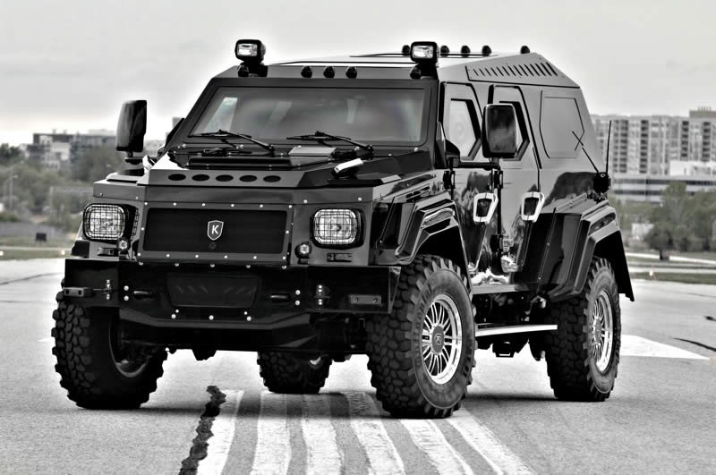 Conquest Vehicles Knight Xv