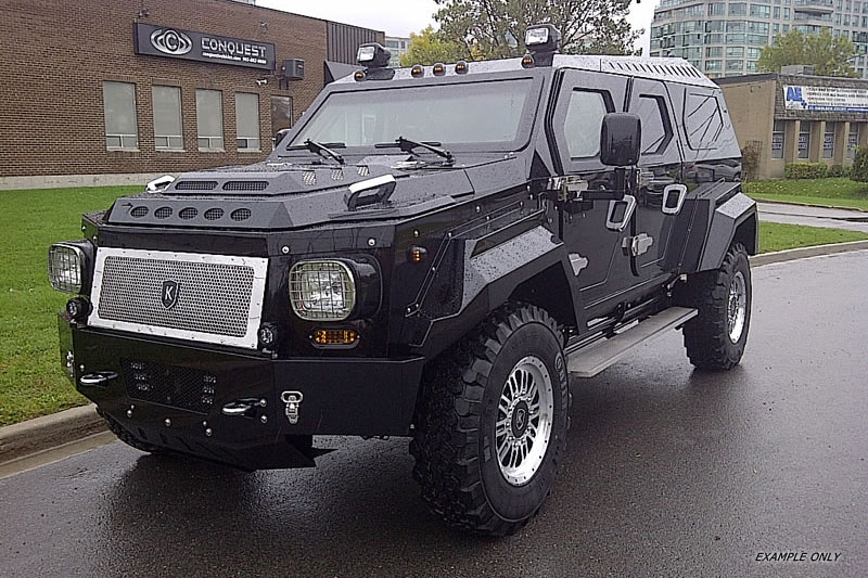 Conquest Vehicles Car Trader